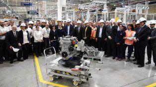 Lifschitz participó del 20 aniversario de General Motors en Santa Fe