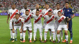 Perú suspende toda su actividad interna para jugar el Repechaje