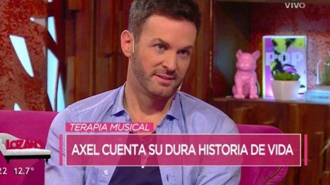 La dura historia familiar de Axel