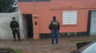 Cayeron Los tres chiflados: Tino, Retutu y un tercero cómplice por venta de drogas