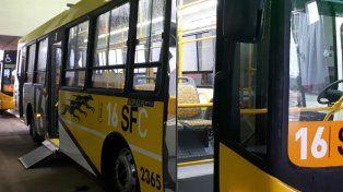 Transporte público: la ciudad renovará el total de las unidades de la línea 16