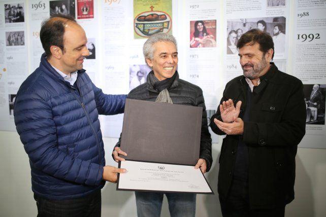 Jairo: A Ariel Ramírez le hubiese gustado mucho este homenaje que le hace su ciudad
