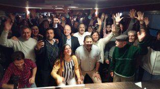 Contigiani: Vamos a ir al Congreso por una Argentina federal, sin corruptos ni privilegios