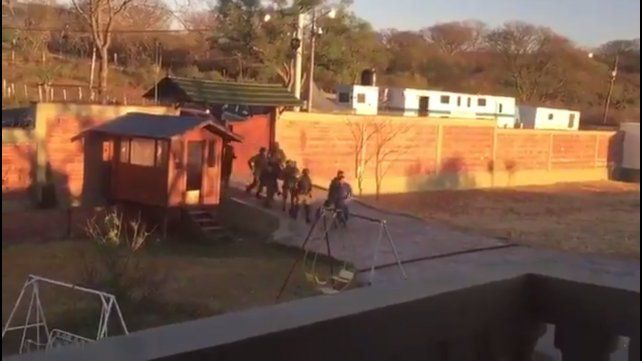Cómo fue el ingreso de las fuerzas especiales para detener a Milagro Sala