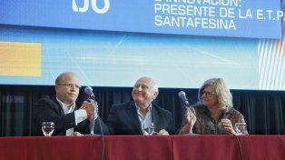 Lifschitz: Contigiani es el mejor candidato porque demostró que piensa y trabaja como santafesino