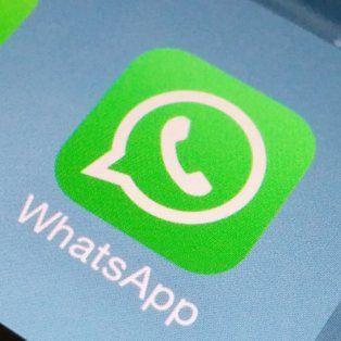 lo sacaron de un grupo de whatsapp y apelo a la justicia para que lo reintegren