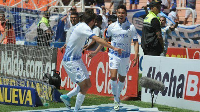 Godoy Cruz se aprovechó de Gimnasia en Mendoza
