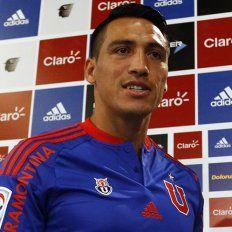 Fabián Monzón sufrió un terrible corte en Chile