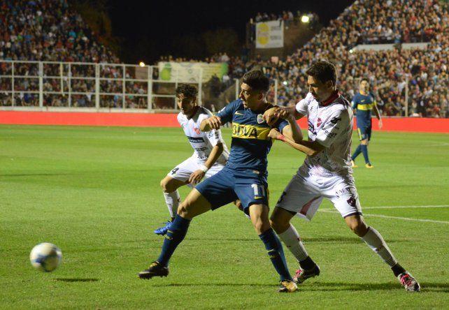 Boca le ganó a Patronato y estiró la ventaja sobre sus perseguidores