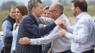Mauricio Macri llega a Santa Fe para cerrar la campaña rumbo al domingo