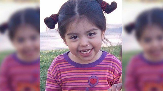 Dónde está Delfina: buscan a una nena de casi 3 años en Río Negro