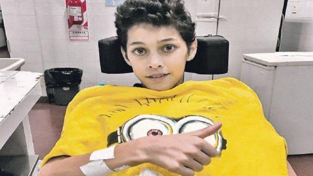 Murió el nene correntino que esperaba un nuevo órgano para sobrevivir