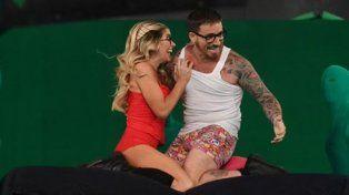 Fede y Laurita, destrozados por el jurado del Bailando