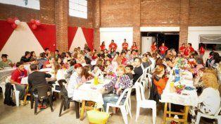 Actitud Solidaria organiza otro almuerzo solidario
