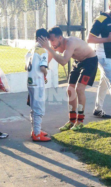 Cuando el fútbol deja de ser fútbol y llena de esperanza los corazones
