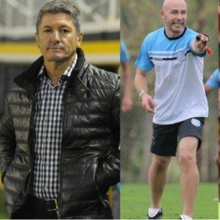 los proyectos no perduran y la superliga ya se comio a cinco entrenadores