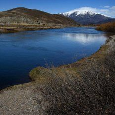 Hallaron un cuerpo en el río Chubut: esperan al perito de la familia Maldonado