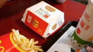El 10 de noviembre se celebrará en los locales McDonalds de Argentina el McDía Feliz