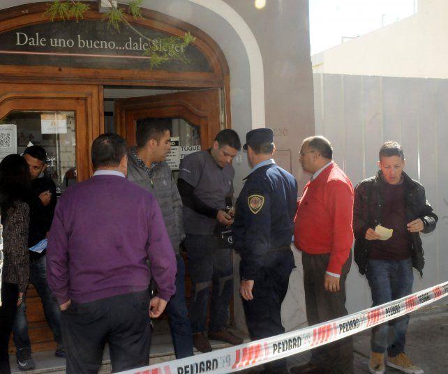 Detenido. El 22 de septiembre el imputado mató a golpes al Turco Jaider.