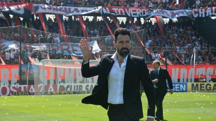 Domínguez: ¿el sucesor de Gallardo en River?