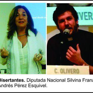 frana: especialistas en adicciones disertaran en reconquista