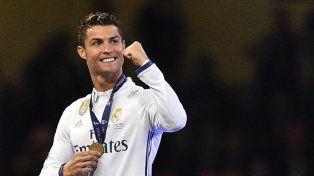 Pagó cerca de 40.000 dólares para estar una hora con Cristiano Ronaldo