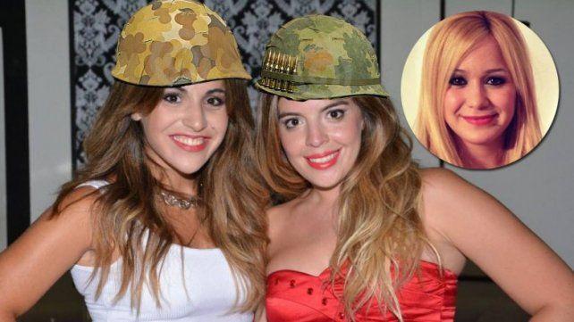 Karina La Princesita le contestó a Dalma y Gianinna Maradona: Insoportables, infumables