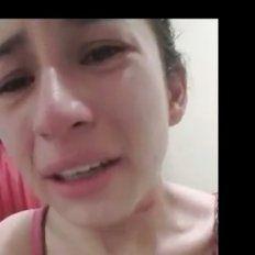 El desesperado pedido de una joven víctima de violencia de género se viralizó