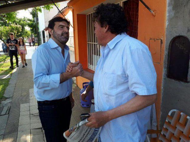 Carlos Pereira: Vamos a consolidar el cambio iniciado en la ciudad y el país