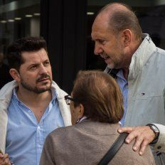 Castelló junto a Perotti: Soy un candidato que escucha para ser un concejal que resuelve