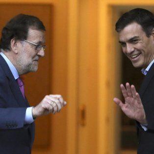 el gobierno espanol pacto con el socialismo la celebracion de elecciones en cataluna en enero