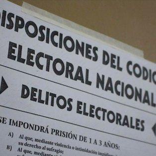 ¿que se puede hacer y que no durante la veda electoral?