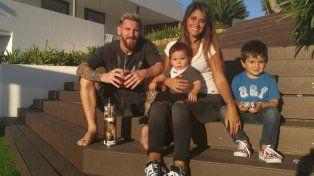 Messi publicó un video que revolucionó las redes sociales