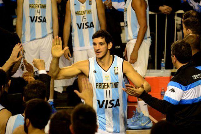 Básquet: Tayavek Gallizzi fue citado a la Selección Argentina