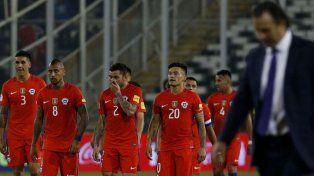 Chile se juega su última carta para poder clasificarse a Rusia 2018