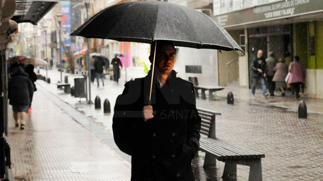 Sábado con lluvia y domingo a pleno sol