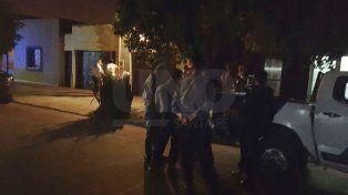 Avanza la investigación sobre el brutal crimen en barrio Jardín Mayoraz