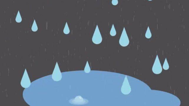 ¿Será verdad?: burbujas en los charcos, lluvia para rato