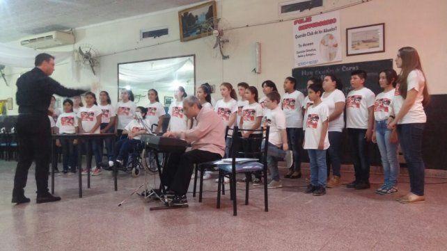 Por primera vez, el coro de niños Esquina Encendida actuará fuera de la provincia