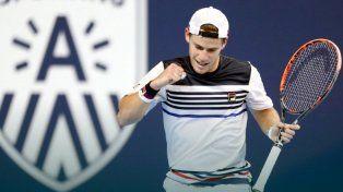 Schwartzman se metió en la final del ATP de Amberes