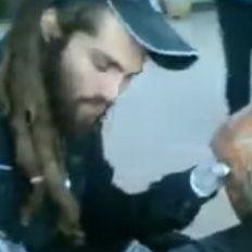 El video inédito de Santiago Maldonado