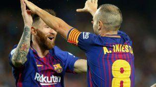una victoria logica de barcelona para seguir en la cima