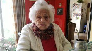 Lista para votar.Berta tuvo que visitar el sanatorio varias veces por algunos problemas de salud, sin embargo le contó a UNO Santa Fe: Ya estoy preparada. Estoy tratando de recuperarme del todo para tener fuerzas para votar.
