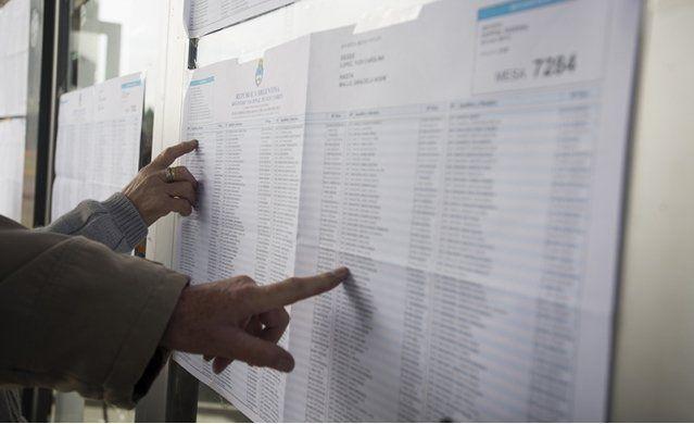 ¿Se vota en el mismo local que en las primarias?