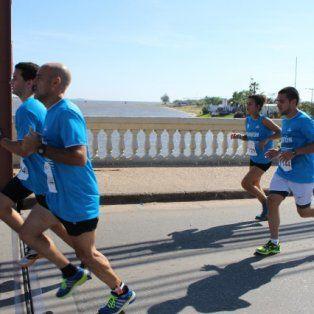 maraton y festejo este domingo en la costanera
