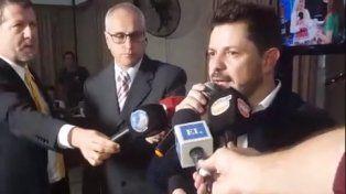 Marcos Castelló: Nos hubiese gustado tener un par de compañeros más adentro