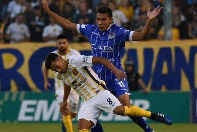 Godoy Cruz y Rosario Central definen el segundo semifinalista de la Copa Argentina
