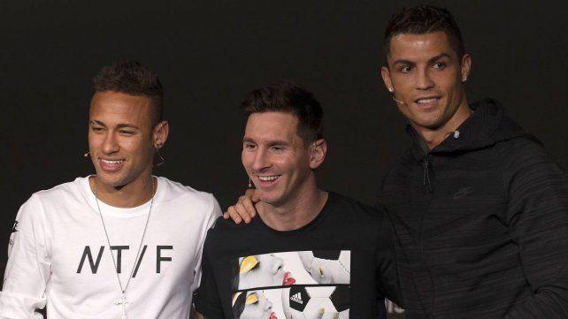 Messi va por el galardón mayor de la FIFA