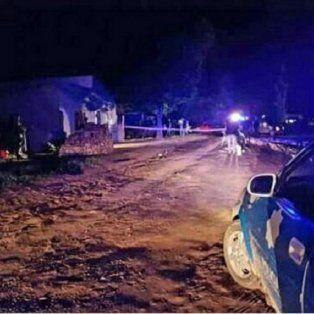 El viernes 13. Pasadas las 18,30, un conflicto entre vecinos culminó con una joven muerta.