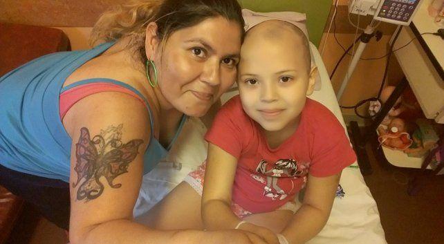 Antonella, la nena trasplantada, está en grave estado